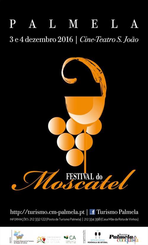 Festiva do Moscatel | Palmela | 3 e 4 de Dezembro