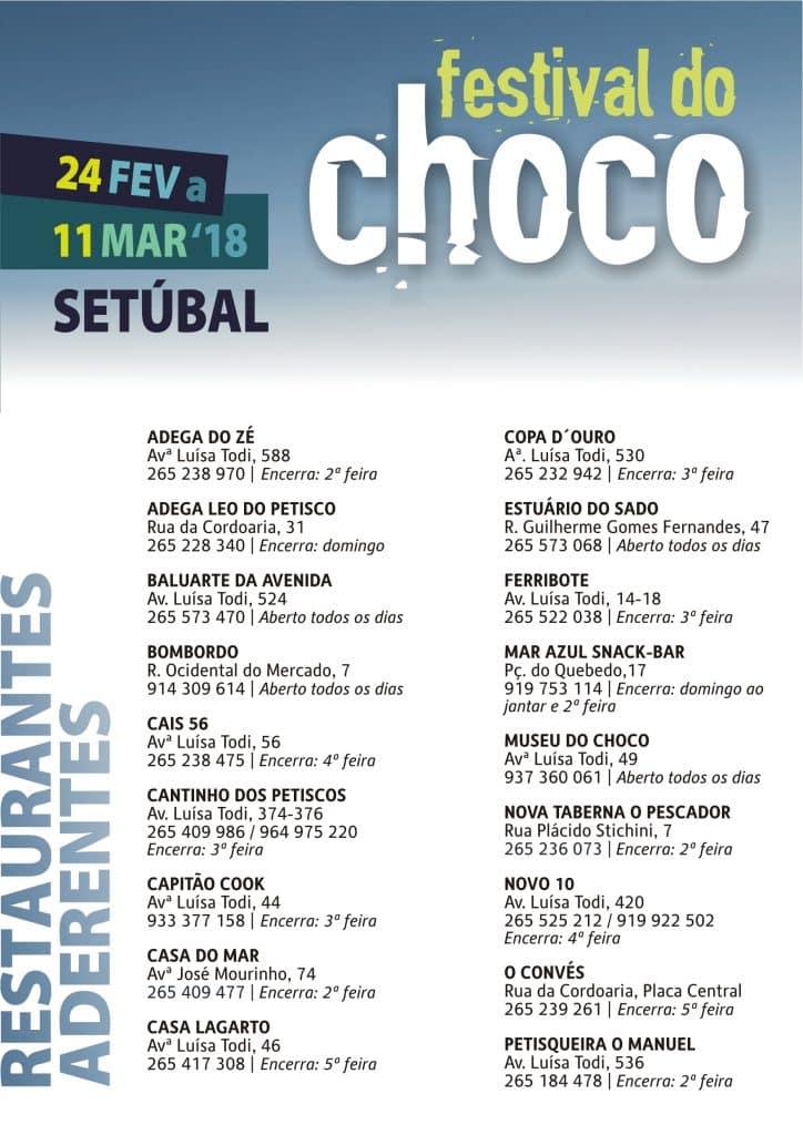 Festival do Choco 2018