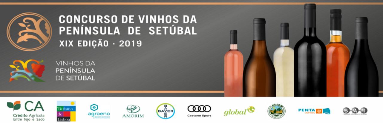 XIX Concurso dos Vinhos das Península de Setúbal 2019