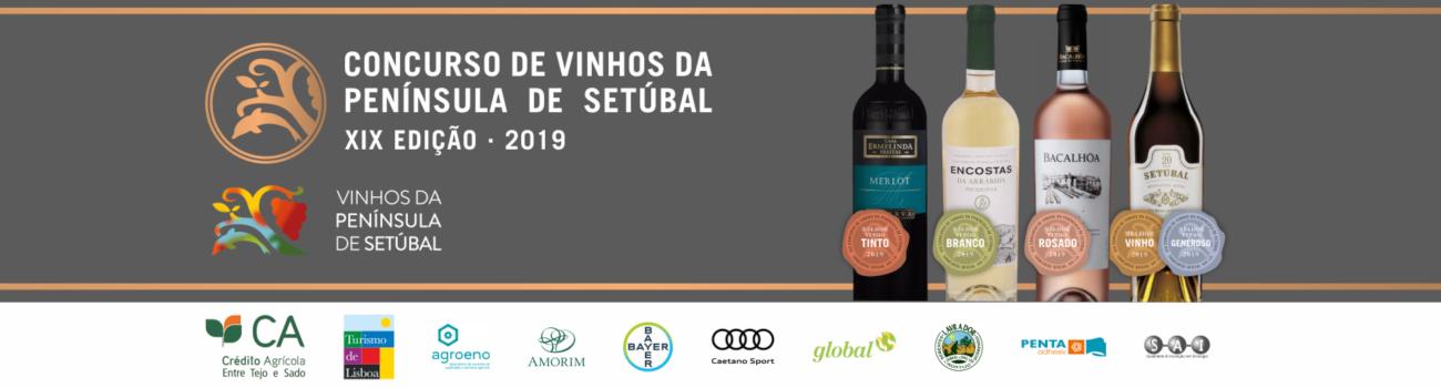 Os Vencedores do XIX Concurso dos Vinhos da Península de Setúbal