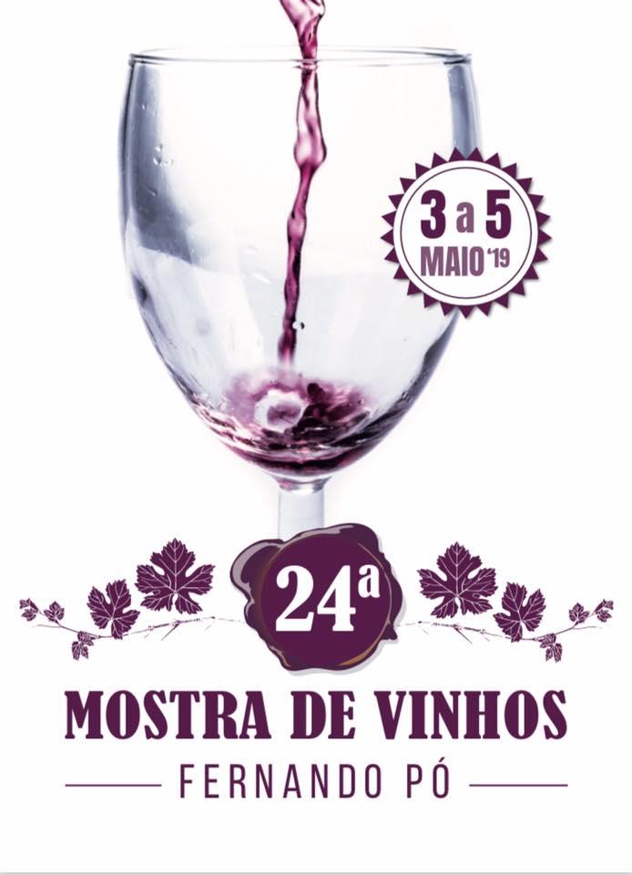 24ª Mostra de Vinhos de Fernando Pó