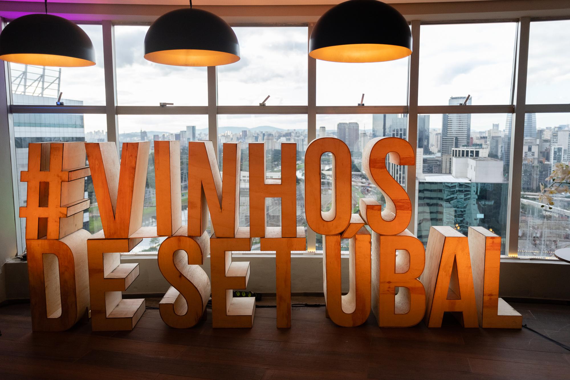 Os Vinhos da Península de Setúbal no Brasil